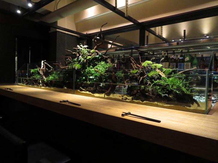 特注水槽 設置 東京